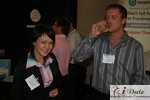 Networking at the 2007 European Internet Dating Conference in Barcelona Spain