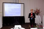 Ann Robbins (CEO of eDateAbility) at the June 22-24, 2011 California Internet and Mobile Dating Industry Conference