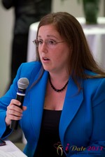 Mae Flexer (Representative from Connecticut) discussing Online Dating Legislation at the June 22-24, 2011 Dating Industry Conference in California