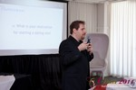 OPW Pre-Session (Eric Resnick of Courtland Brooks) at the 2011 Internet Dating Industry Conference in California