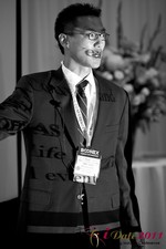 Douglass Lee (Vice President at Click2Asia) at the 2011 California Online Dating Summit and Convention