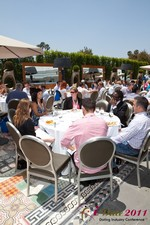 Mobile Dating Executives Meet for the iDate Lunch at the 2011 California Online Dating Summit and Convention