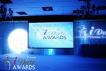 Awards Stage at the 2012 Miami iDate Awards Ceremony