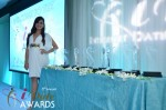 The Awards and Andrea Ocampo at the 2012 iDateAwards Ceremony in Miami