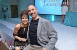 Paul Falzone and Renee Piane in Miami Beach at the January 24, 2012 Internet Dating Industry Awards