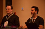 iDate2012 Post Conference Affiliate Session - Final Panel Bill Broadbent and Josh Wexelbaum at the 2012 Internet Dating Super Conference in Miami
