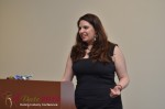 Maria Avgtidis - CEO - Agape Match at the January 23-30, 2012 Miami Internet Dating Super Conference