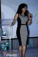 Comedienne Amy Tinoco at the 2012 Internet Dating Industry Awards Ceremony in Miami
