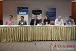 Final Panel  at the 9th Annual Euro iDate Mobile Dating Business Executive Convention and Trade Show