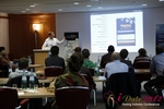 Lorenz Bogaert (CEO of Twoo) at the September 10-11, 2012 Cologne Euro Online and Mobile Dating Industry Conference