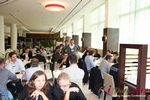 Lunch  at the 2012 Euro Internet Dating Industry Conference in Cologne