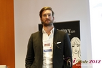 Matt Connoly (CEO of MyLovelyParent) at the 2012 Euro Internet Dating Industry Conference in Cologne