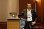 Moritz Von Tobiesen (Account Manager at Google) at iDate2012 Cologne