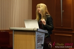 Professor Moniica Whitty (University of Leicester) at the September 10-11, 2012 Cologne Euro Online and Mobile Dating Industry Conference