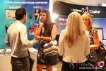 Exhibit Hall at the 2012 Online and Mobile Dating Industry Conference in Beverly Hills