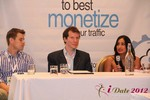 Mobile Daters at the Mobile Dating Focus Group at the 2012 Online and Mobile Dating Industry Conference in Beverly Hills