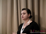 Lisa Moscotova (Лиза Москотова) Dating Factory  at the 2012 Russia Online Dating Industry Conference in Moscow