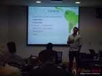 Dave Heysen CEO of Oasis and Amor En Linea  at the iDate South American Executive Convention and Trade Show
