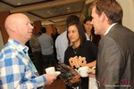 Networking at the September 16-17, 2013 Mobile and Online Dating Industry Conference in Cologne