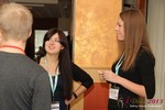Networking at iDate2013 Cologne