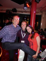 Networking Party at the September 16-17, 2013 Mobile and Online Dating Industry Conference in Cologne