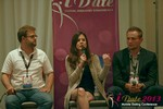 Dana Kanze - CEO of Moonit at the 34th Mobile Dating Industry Conference in California