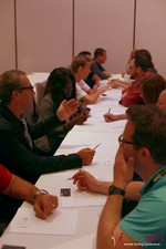 Speed Networking at iDate2013 West