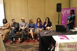 Charreah Jackson (Essence Magazine) hosts the 1st Annual Matchmakers Debate at Las Vegas iDate2013