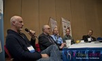 Steve Carter (VP of eHarmony) at the Dating Disruption Methods Panel at the 33rd International Dating Industry Convention