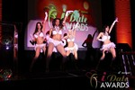 Las Vegas showgirls begin the festivities at the 2013 iDateAwards Ceremony in Las Vegas held in Las Vegas