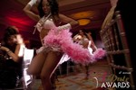 Las Vegas showgirls begin the festivities at the 2013 Internet Dating Industry Awards Ceremony in Las Vegas