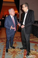 Meeting with Dr Warren at the 2013 iDateAwards Ceremony in Las Vegas