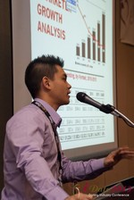 Kevin Feng (Super Affiliate at MoxyMedia) at Las Vegas iDate2013