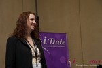 Melanie Gorman (SVP at YourTango) at the 33rd International Dating Industry Convention