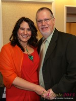 Orna & Matthew Walters at the January 16-19, 2013 Las Vegas Online Dating Industry Super Conference
