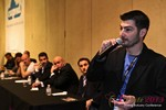 Steve Dakota at Dating Affiliate Marketing Methodologies Panel. at the January 16-19, 2013 Internet Dating Super Conference in Las Vegas