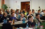 Audience  at the 2014 E.U. Internet Dating Industry Conference in Koln