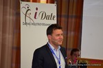 Clive Ryan, Regional Business Development Manager for Facebook  at the 2014 E.U. Internet Dating Industry Conference in Koln