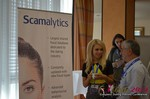 Exhibit Hall, Scamalytics Sponsor  at the September 8-9, 2014 Koln E.U. Internet and Mobile Dating Industry Conference