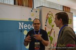Exhibit Hall, Neo4J Sponsor  at the 2014 Cologne Euro Mobile and Internet Dating Expo and Convention