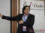 Francesco Nuzzolo, France Manager for Dating Factory  at the 2014 Koln E.U. Mobile and Internet Dating Expo and Convention