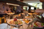 Lunch  at the September 7-9, 2014 Mobile and Internet Dating Industry Conference in Koln