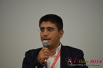 Can Iscan, VP Business Development at Neomobile / Onebip  at the 2014 Koln E.U. Mobile and Internet Dating Expo and Convention