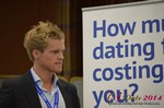Martin Thor, Sales Manager of Mobile Entertainment at Dimoco  at the 2014 E.U. Internet Dating Industry Conference in Koln