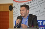 Alessandro Bruno-Bossio, Head of Sales at Neteller  at the 2014 Koln E.U. Mobile and Internet Dating Expo and Convention