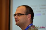 Stephan Armbruster, Sr. Consultant from Neo4J on Graph Technologies  at iDate2014 Koln