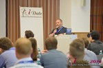 Wayne May, CEO of ScamSurvivors  at the 2014 E.U. Internet Dating Industry Conference in Koln