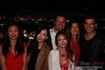 Hollywood Hills Party at Tais for Online Dating Industry Executives  at the June 4-6, 2014 Beverly Hills Internet and Mobile Dating Business Conference
