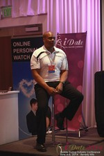Nigel Williams, VP at Adxpansion On Best Strategies For Online Dating Conversions at iDate2014 Beverly Hills