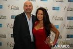 Sean Kelley & Carmelia Ray  at the January 15, 2014 Internet Dating Industry Awards Ceremony in Las Vegas